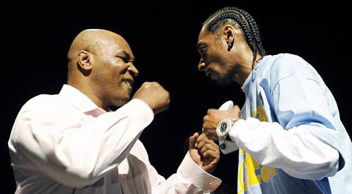 Snoop Dogg and Mike Tyson