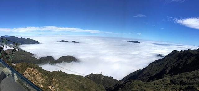 Conquering Fansipan Mountain- the highest mountain in Vietnam