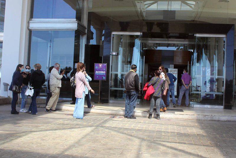Casino de Viña reabrió sus puertas solo para tragamonedas