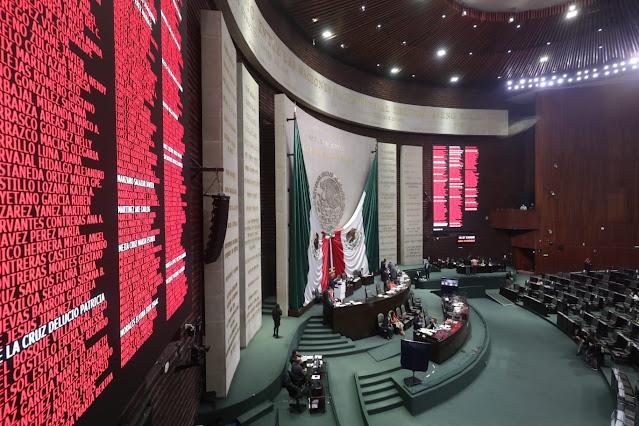 Diputada Sauri Riancho reconoce desempeño de la legisladora Wendy Briceño a favor de la igualdad de género