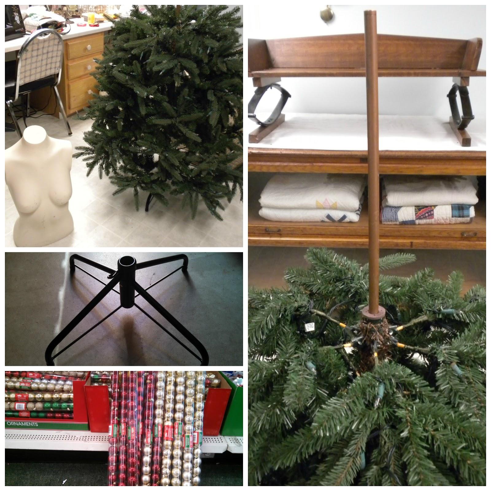 Sams Christmas Trees: Panoply: 'Chris Missy' Christmas Holiday Tree Tutorial