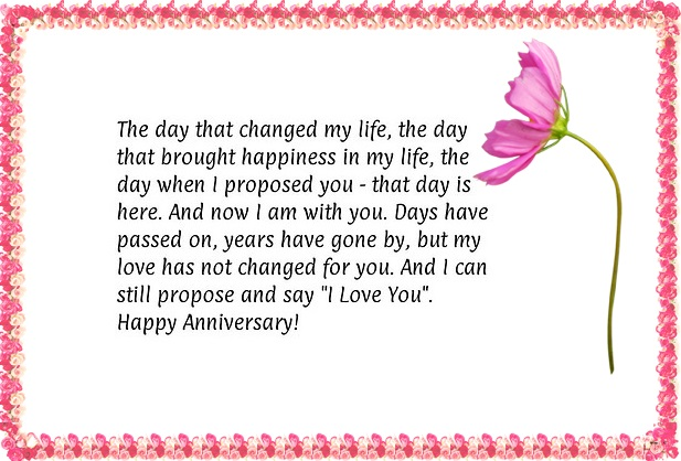 Happy Wedding Anniversary Quotes For My Husband Words Of Wisdom