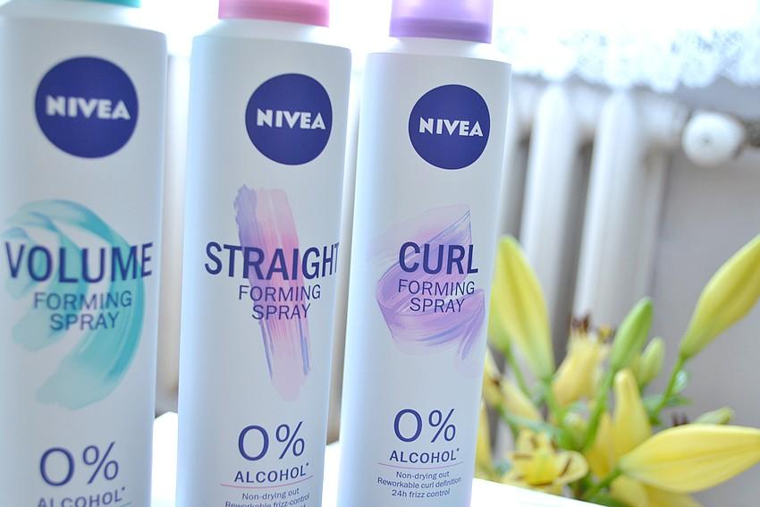 NIVEA spray modelujący dodający objętości