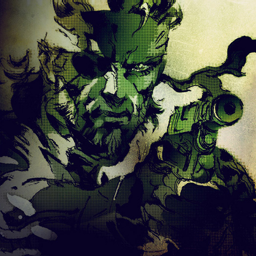 Metal Gear Solid 3 Wallpaper Engine