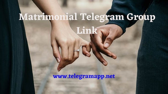 Join 99+ Latest Matrimonial Telegram Group Link