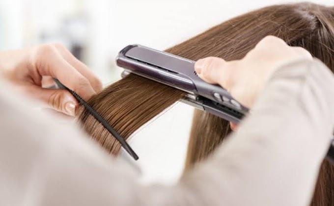 A qué temperatura debes plancharte el cabello