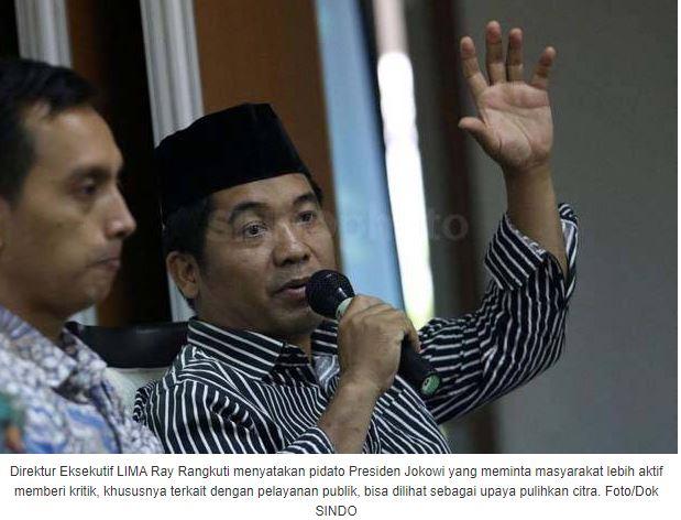 Jokowi Minta Masyarakat Aktif Beri Kritikan, Pengamat Anggap Cuma Ingin Pulihkan Citra