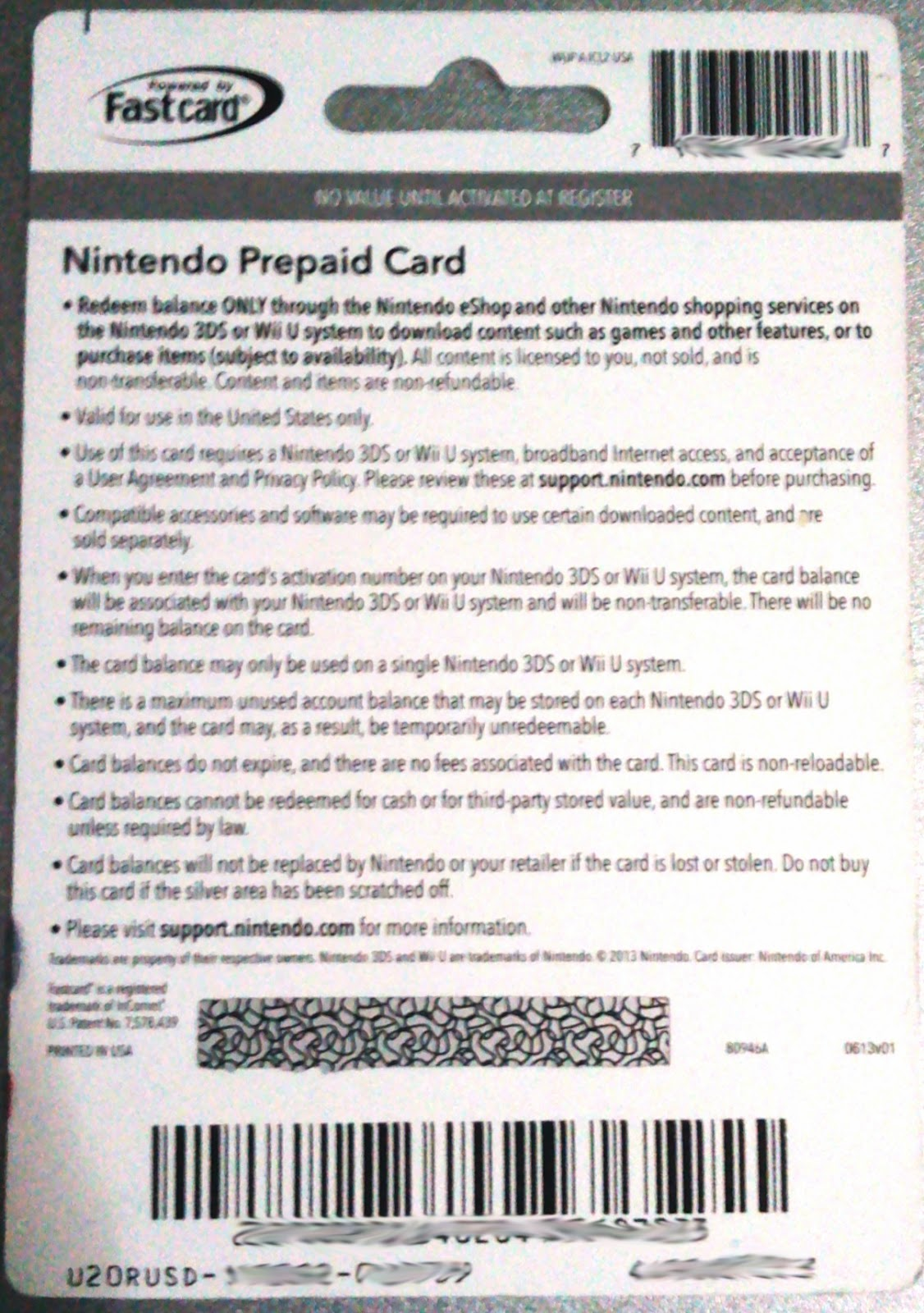 Nintendo Eshop Karte Code.Nintendo Eshop Card Code Scratched Off Columbia Branch Railroad