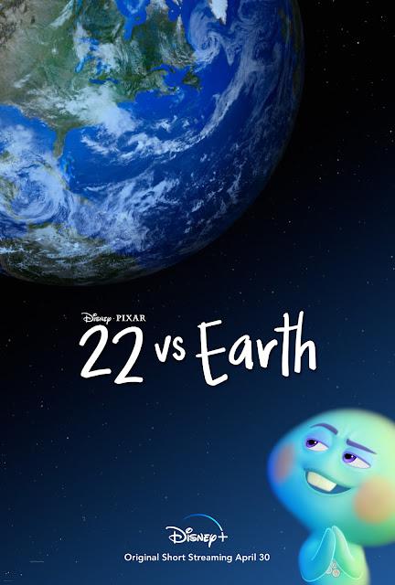 22 vs Earth poster
