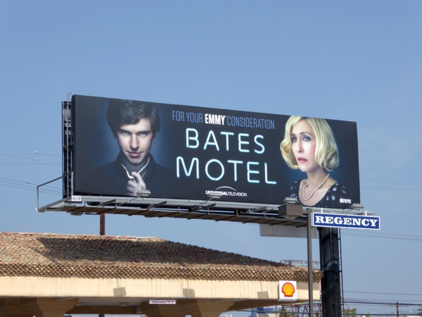 Bates Motel season 4 Emmy 2016 FYC billboard