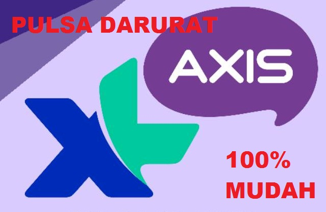 Cara Pinjam Pulsa Darurat XL dan Axis Terbaru