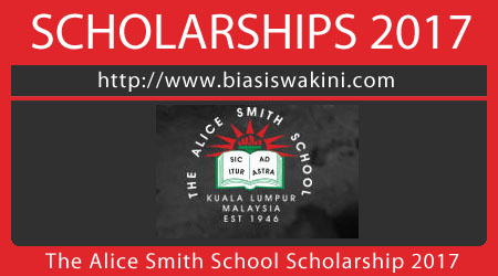 The Alice Smith School Scholarship 2017