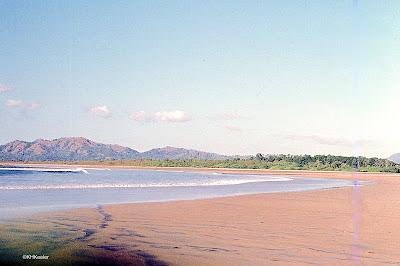 beach, Guanacaste, Costa Rica