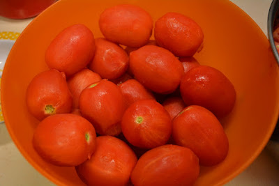 pomidory na zimę - passata