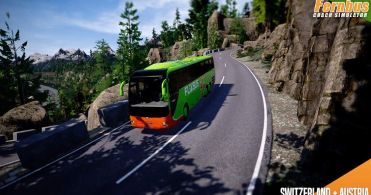 لعبة fernbus simulator
