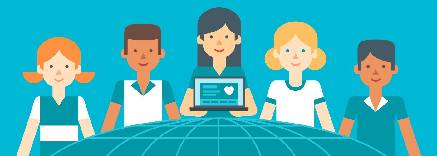 Tương tác với người sử dụng và các webmaster cho một môi trường web tốt hơn