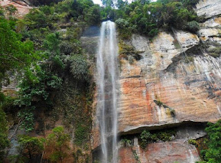 Air terjun lembah Harau
