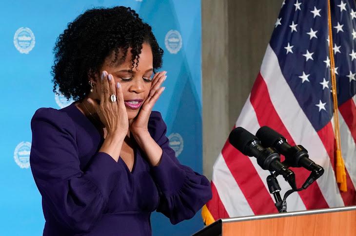 Kim Janey Becomes First Black Female Mayor Of Boston