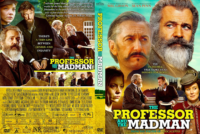 The Professor and the Madman DVD Cover