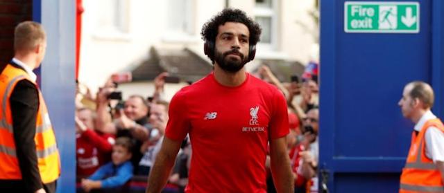 Mohamed Salah mengecam FA Mesir atas penggunaan gambar