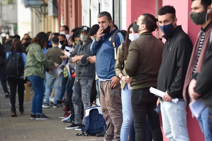 Continúa la prohibición de despidos hasta fines de enero de 2021, excepto para el sector público nacional