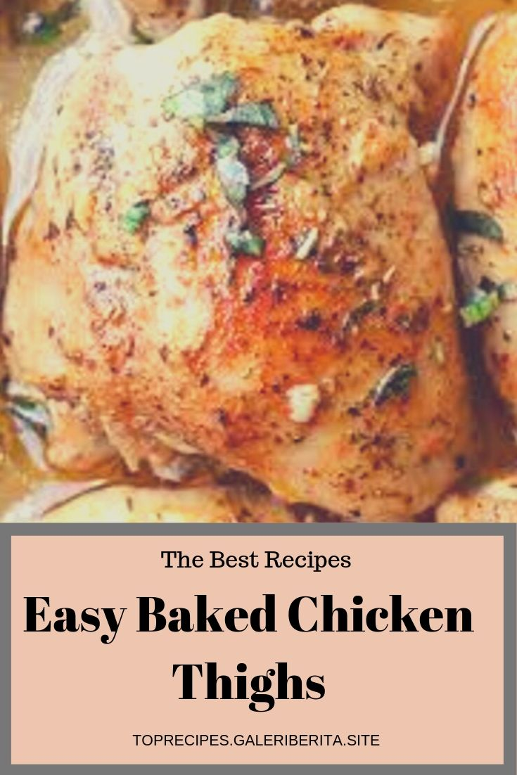 Easy Baked Chicken Thighs | chicken animal honey garlic chicken, greek chicken, chicken stirfry, roasted chicken, chicken backyard, chicken curry, chicken tetrazzini, Tuscan chicken, chicken cordonbleu, balsamic chicken, pesto chicken, breaded chicken, sheet pan chicken, keto chicken, chicken strips, #balsamicchicken #pestochicken #breadedchicken #sheetpanchicken #ketochicken #chickenstrips #chickendrumsticks #chickenbroccoli #chickenmushroom #chickenbreastrecipes #chickendrawing #chickenillustration #chickenart #chickenbacon #creamychicken #chickensandwich #chickenvideos #chickencartoon #chickennuggets #italianchicken #skilletchicken #mexicanchicken #chickennoodle #pulledchicken #chickenphotography #chickenspinach #chickenwraps #chickenstew #chickenlogo #chickenaproducts