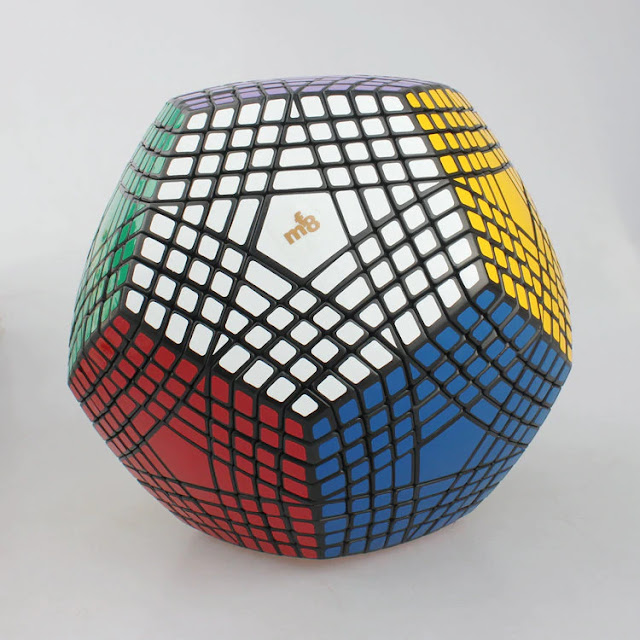 MF8 Limit PETAMINX Megaminx Magic Cube Puzzle Toy