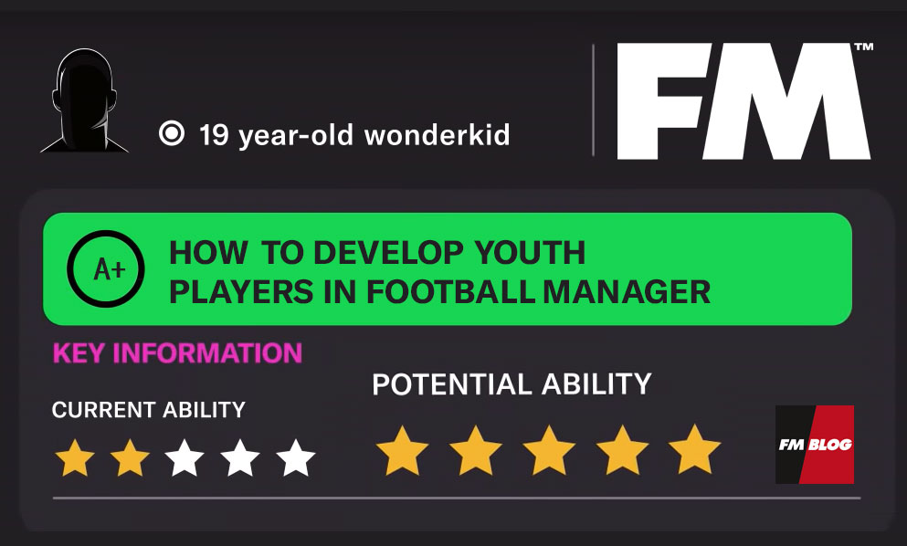 Top 5 Tips for Developing Youth Players | Football Manager