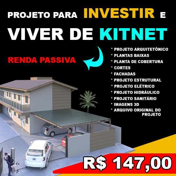 kitnets pequenas para alugar