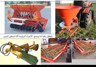 آلات ما قبل الحصاد في التقنية الزراعية pdf