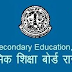 Rajasthan Board 10th 2016 Result
