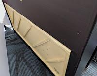 Kawai CA99 wood soundboard