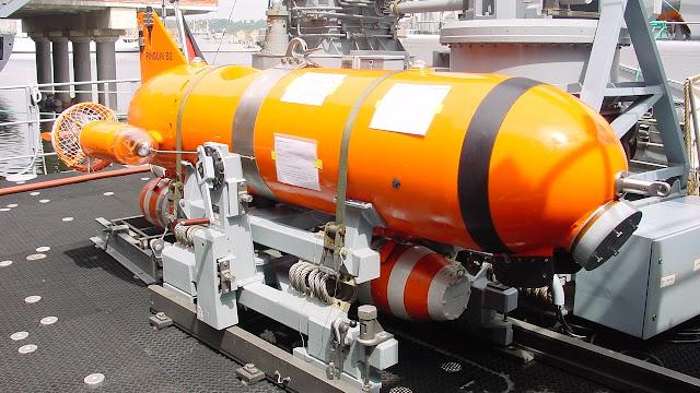 Pinguin B3 MCM ROV - German Navy - 03