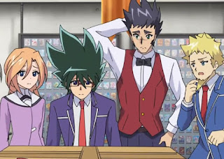Cardfight!! Vanguard: Shinemon-hen Episodio 07