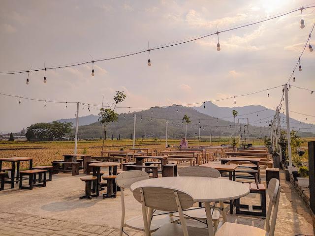 Cafe SAP Lereng Gunung Wilis Kediri