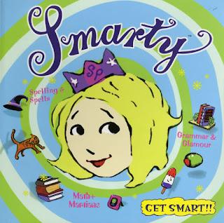 Portada videojuego Smarty - Theresa Duncan