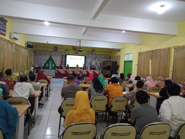 Rapat dinas awal semester ganjil 2019-2020 SMAN 110 Jakarta