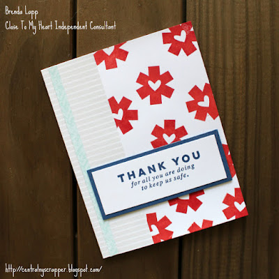 card created with Forever Grateful