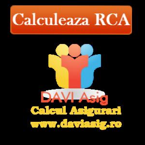 Calculeaza RCA Ieftin