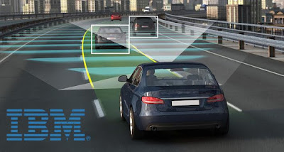 IBM patenta una tecnologia per protegir els passatgers dels cotxes autònoms