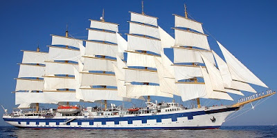 Luxury Sail Ship Operator Star Clippers Reveals 2019 Cruises on Royal Clipper (shown), Star Flyer and Star Clipper.