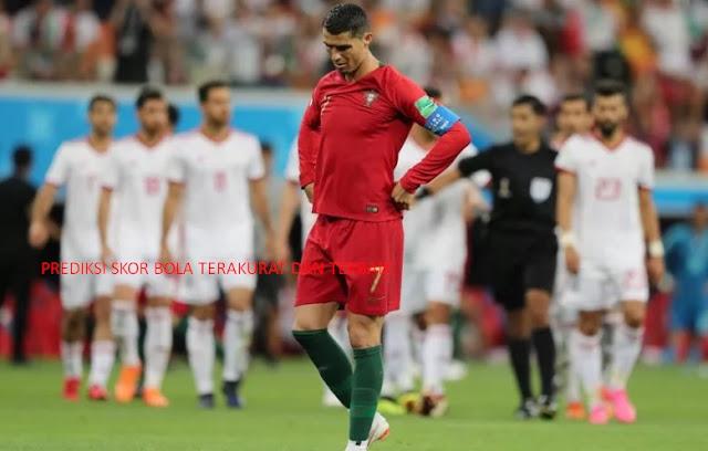 Prediksi Skor Uruguay vs Portugal 1 Juli 2018, Prediksi Skor Bola Akurat