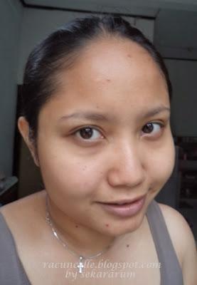 Muka Polos Tanpa Make Up