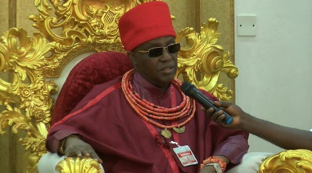 Oba Of Benin To Obaseki: You Won't Be In Power Forever
