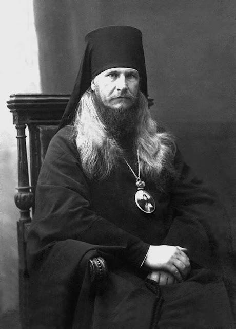 Священномученик Петр Зверев