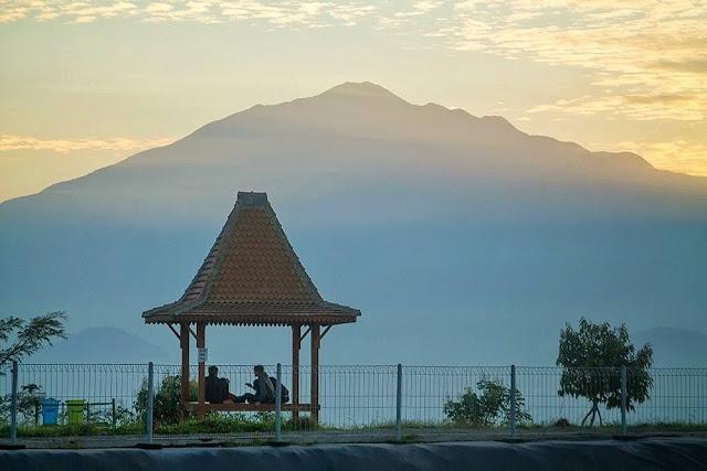Embung Banjaroya Kalibawang Kulon Progo