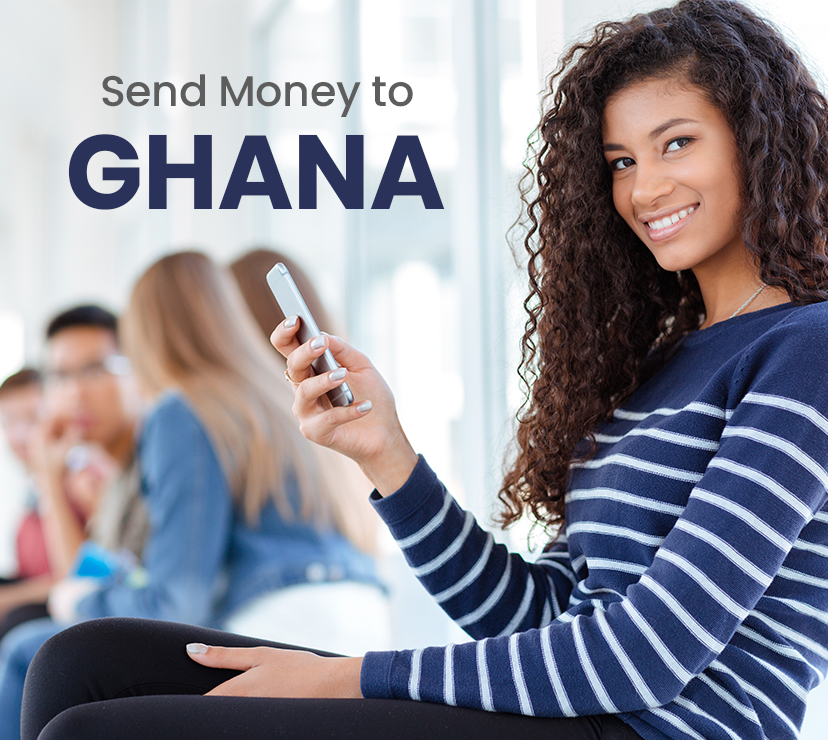 Send Money To Ghana With A Secure Method