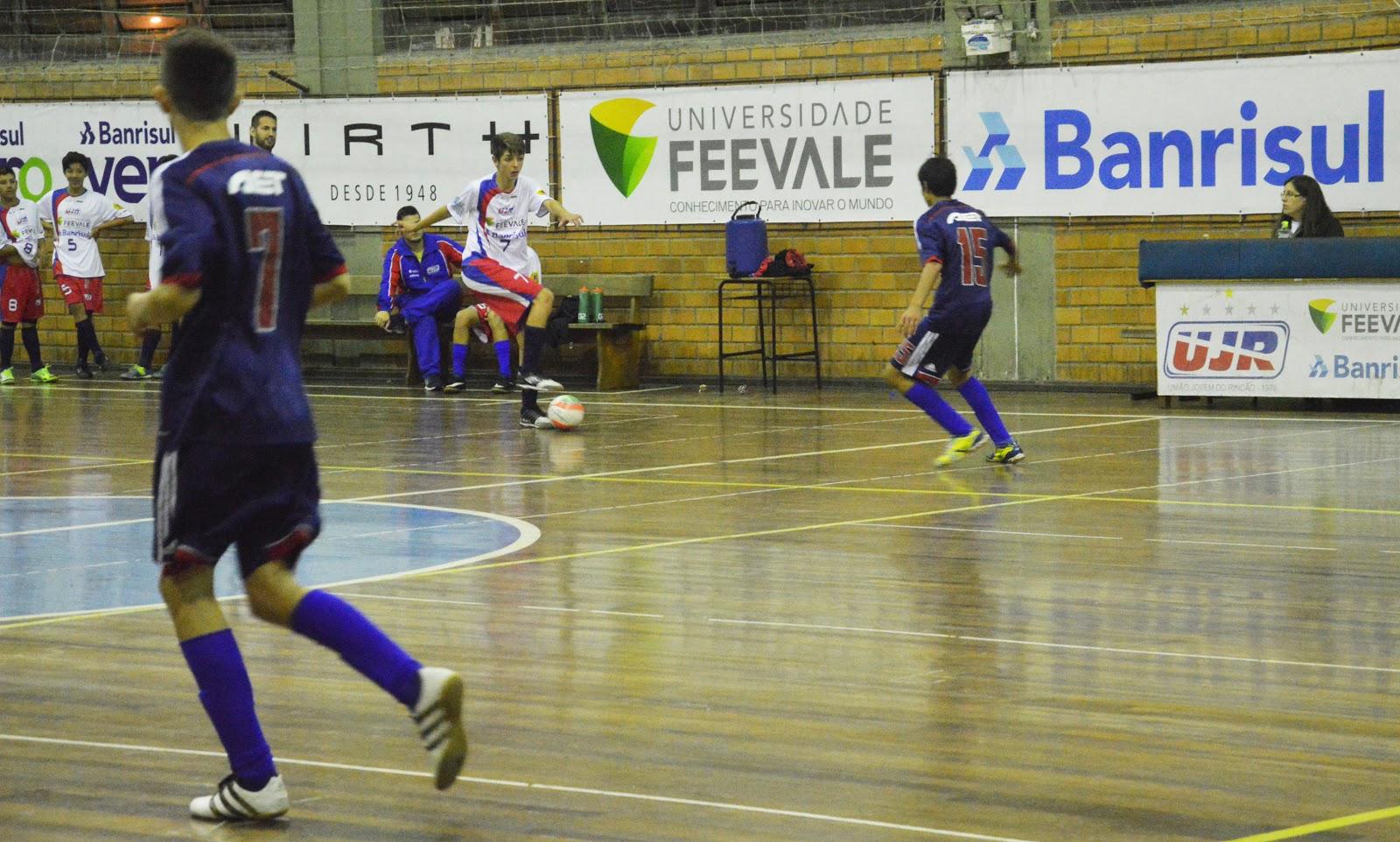 O próximo domingo (13) será de jogos no Ginásio Municipal Agostinho  Cavasotto 0941b492c3950