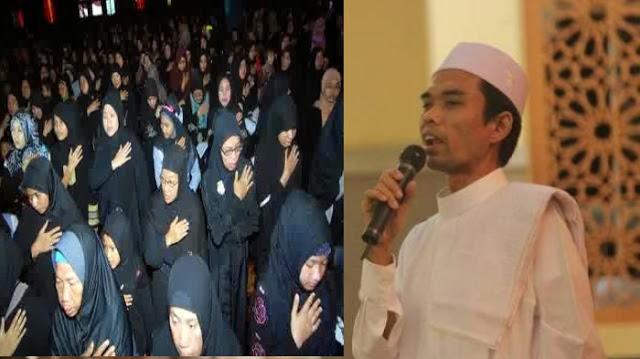 Dituduh Syi'ah Karena Sampaikan Hadits Ini, Begini Jawaban Cerdas Ustadz Abdul Somad