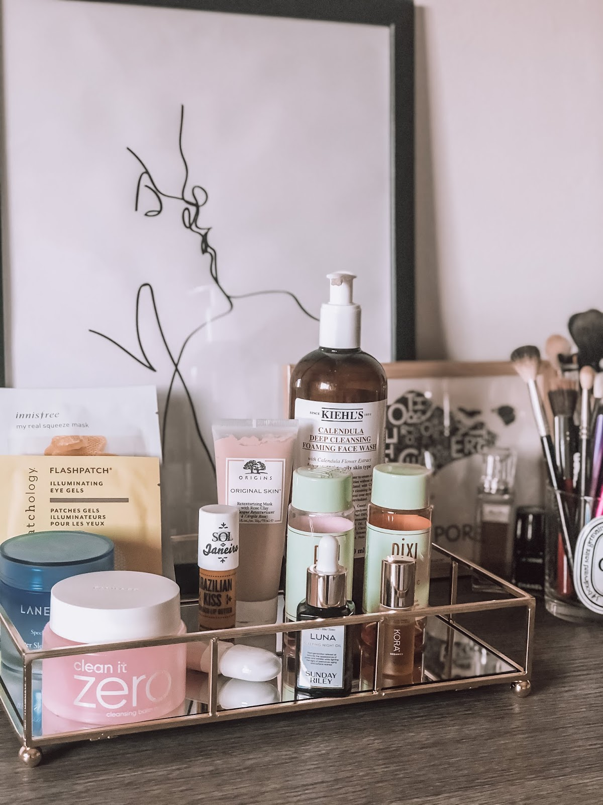 2019 best skincare, pixi, sunday riley, kiko, kora, innisfree, kiehls, laneige